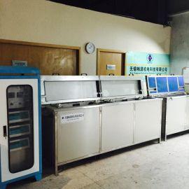无锡厂家生产药芯焊丝钢带超声波清洗机  质保一年