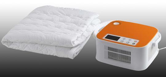 冷暖保健床垫