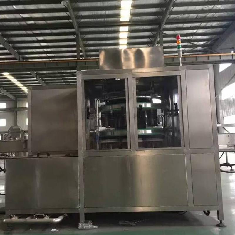 外刷機 旋轉式全自動刷桶機