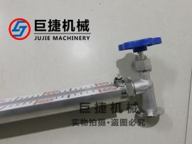 不锈钢外丝液位计 水箱液位计 X29液位计 带刻度液位计 水位计