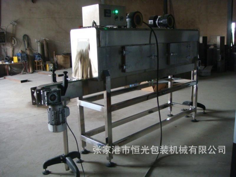 電加熱標簽收縮爐  電加熱收縮爐, 標簽收縮縮  張家港套標機