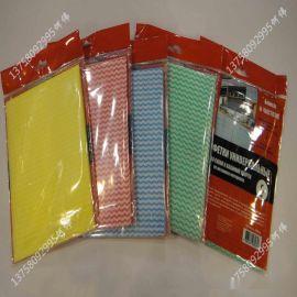 供应多种材质 抗菌 网型 抹布 洗碗布 百洁布