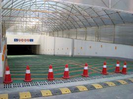 廠房環氧砂漿地坪漆 地下車庫自流地坪漆 無振動止滑車道塗裝系統