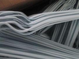 2.3MM白色金属丝衣架 (TY013)