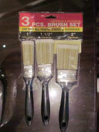 油漆刷3PC brush set
