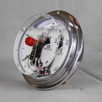 轴向耐震电接点压力表(电话联系,价格  惠)