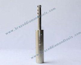 特菱  钎焊金刚石孔钻——圆柄孔钻5mm(外贸原单)