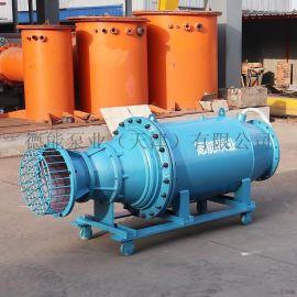 500QZB-160卧式潜水轴流泵生产厂家
