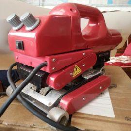 便携式止水带爬焊机厂家/土工布焊接机多少钱