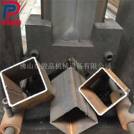 高质量方管下料模 镀锌管裁断机器 骏品下料机厂家