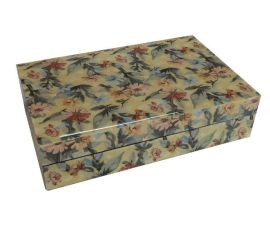 珠宝盒(Wooden Jewel Box)
