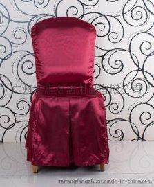 亮色系列椅套  泰唐酒店用品供应商
