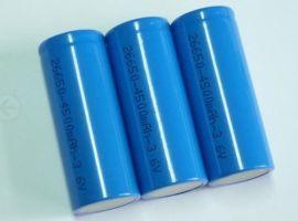 中科能源SEC26650锂离子电池,