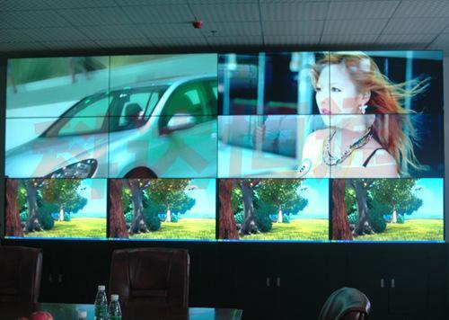 醫院監控液晶拼接牆顯示系統解決方案
