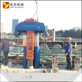 BY-BZJ-500DS型H型钢液压专业建筑拔桩机 拔桩机械
