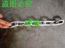 出售河岸防护铁链,河道护栏铁链,河堤石栏杆链条,园林围栏链条厂家