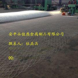 厂家直销防汛工程河道铅丝石笼护坡固土