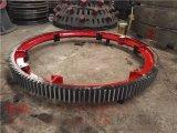 大齿圈JK1800烘干机大齿圈耐磨性烘干机托轮