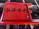 养殖专用双面闸门 双向止水铸铁闸门现货