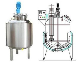 100-10000L高速搅拌罐|移动搅拌罐生产厂家--北京市静鑫通茂