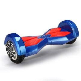 8寸金刚款平衡车 兰博基尼扭扭车 智能电动平衡车带蓝牙遥控带跑马灯LED城市代步车国产电池18650