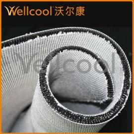 福建沃尔康3d网眼布工厂直供全涤纶高尔夫打击垫3d网布材料