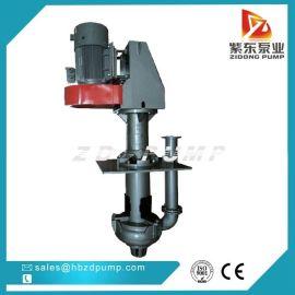65QV-SP型立式渣浆泵矿用耐磨液下杂质泵灰浆泵