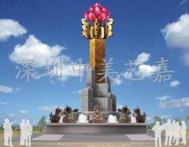 深圳城市雕塑设计制作