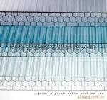 蜂窩型陽光板、蜂窩型陽光板價格、pc陽光板廠家批發價格