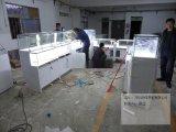 深圳珠宝展示柜制作,深圳展柜厂,木质烤漆珠宝展柜供应