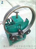 供应电动弯管不锈钢方管弯管机圆管和方管弯管机弯圆圈 五金配件 .