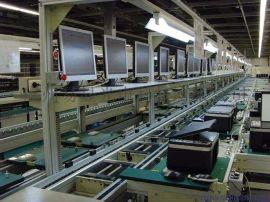 自动化装配线, 装配线控制系统,装配线触摸屏人机界面