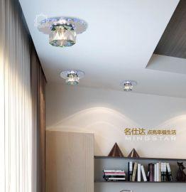 时尚LED水晶吸顶灯A2945
