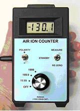 负离子检测仪,AIC-1000负离子检测仪