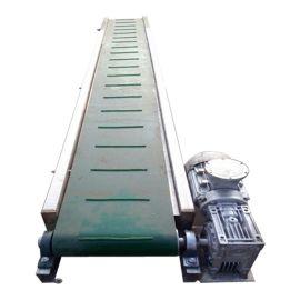 大傾角皮帶運輸機 耐用型裝車輸送機品質qc