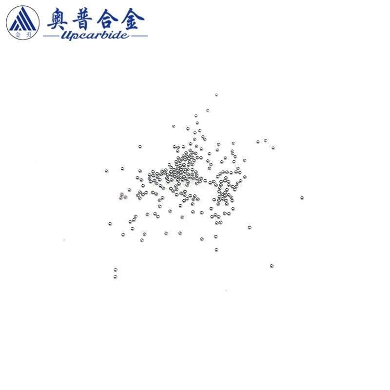 株洲硬质合金YG8 1.0mm钨钢球精密抛光 定制