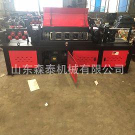 GT4-14大型钢筋调直机 全自动数控钢筋调直机厂家 钢筋调直切断机
