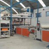 金韦尔PVC宽幅地板革、防水卷材生产线 PVC防水板设备