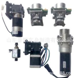 一汽解放驾驶室配件 J6P 尿素泵电机 国五 国六车 图片 厂家 价格