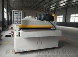奥凯德AF800防腐木拉丝机
