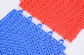 鷹潭懸浮拼裝地板 幼兒園地板 環保塑料運動地板