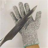 五级防割手套专业防身防护手套 食品级厨房加强型防切割手套
