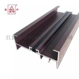 江阴南侨铝业断桥隔热门铝型材