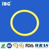 食品级硅胶O型圈  黄色硅胶O型圈规格厂家