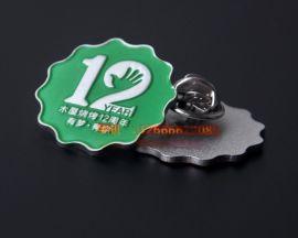 金属异型徽章