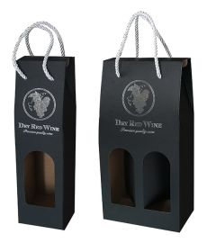 新款红酒纸盒