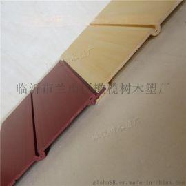 长城板75双/97双/137生态木吊顶墙板