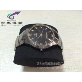 专业定制首饰包装高档手表盒EVA植绒内衬