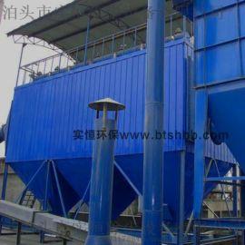 泊头除尘设备实恒24袋DMC系列窑厂电厂布袋除尘器