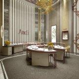 安迪珠宝展柜,深圳田贝珠宝店面设计,珠宝展示柜